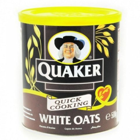 Quaker Quick White Oats 500g
