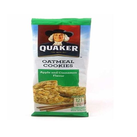 Quaker Oats Cookies Apple & Cinnamon 54g