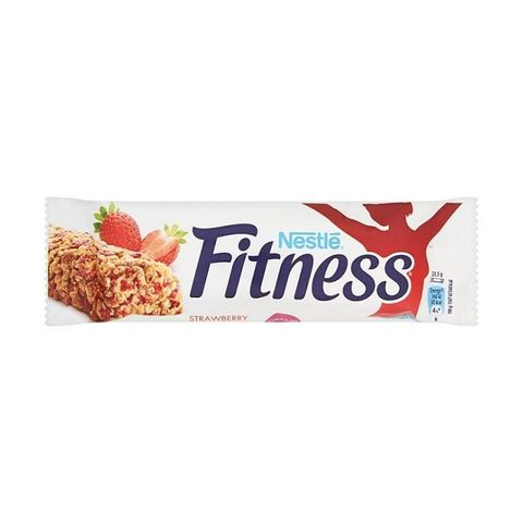 Fitness Strawberry Cereal Bar 23.5g