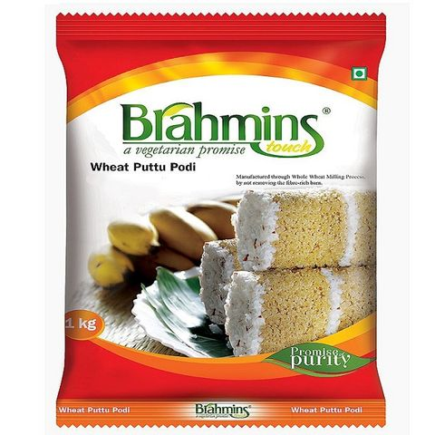 Brahmins Wheat Puttu Podi 1kg