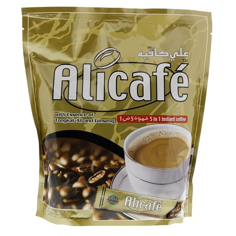 Power Root Ali Cafe 5-In-1(Instant Coffee) 20pcx20gm