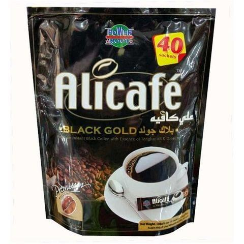 Power Root Ali Cafe Black Gold 3in1 40X2.5gm