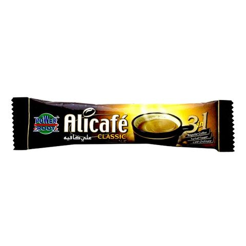 Power Root 20g alicafe Classic 3in1