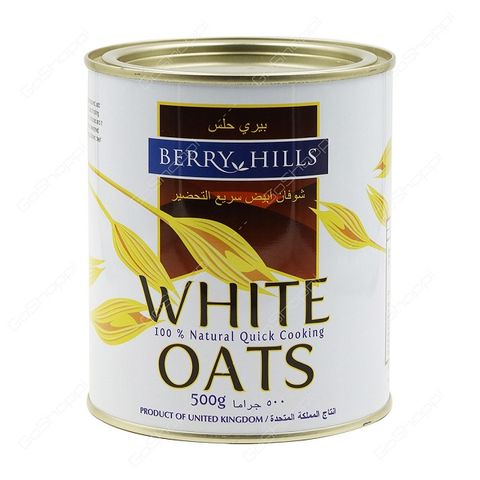 Berryhills Oats Tin 500gm