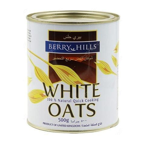 Berryhills Oats 500gm
