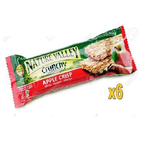 Nature Valley 6x42g granola Bars Apple
