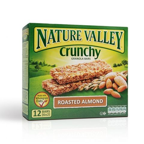 Nature Valley 42g granola Bars Roasted Almonds