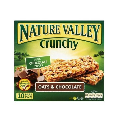 Nature Valley Chocolate 5x42g
