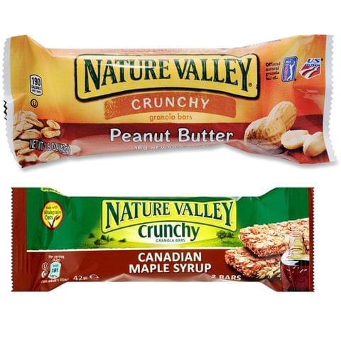 Nature Valley Asstd Twin Pack