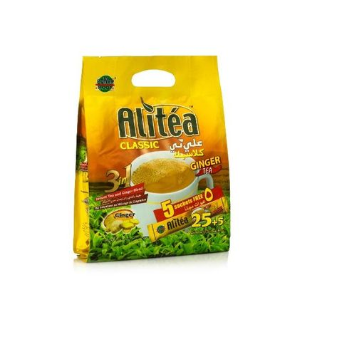 Alitea Ali Tea Classic 25+5 Ginger Tea