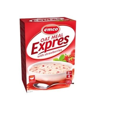 Emco Expres Oat Meal With Strawberry 55g