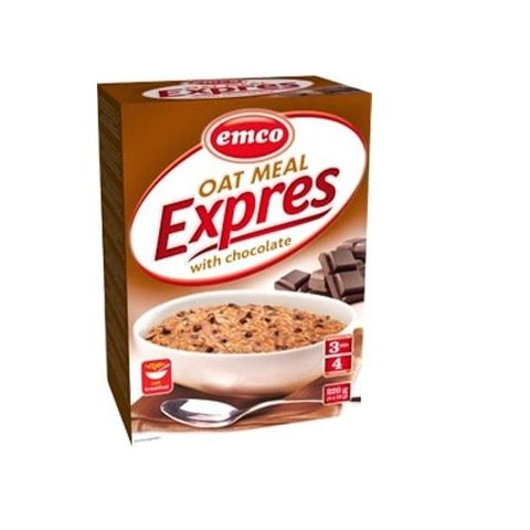 Emco Expres Oat Meal With Chocolate 55g