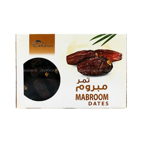 Arjoon Mabroom Dates 400gm
