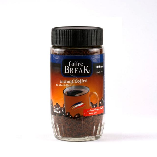 Coffee Break Instant Coffee 100gm