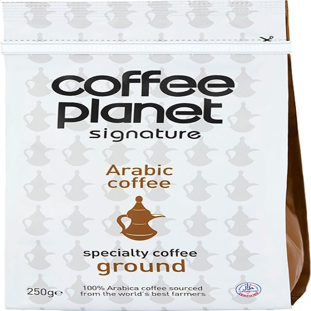 Coffee Planet Arabic Coffee Ground 250g