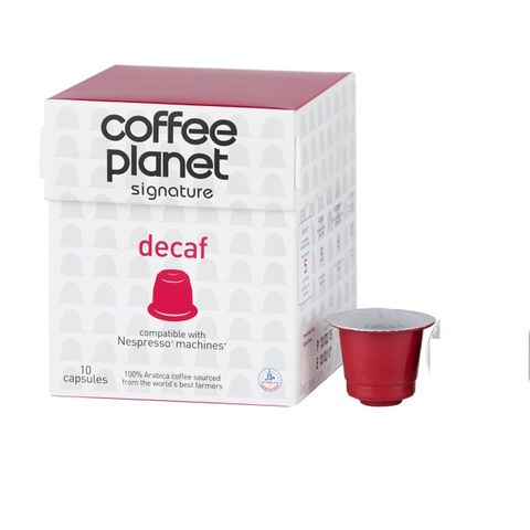 Coffee Planet Decaf Coffee Capsules