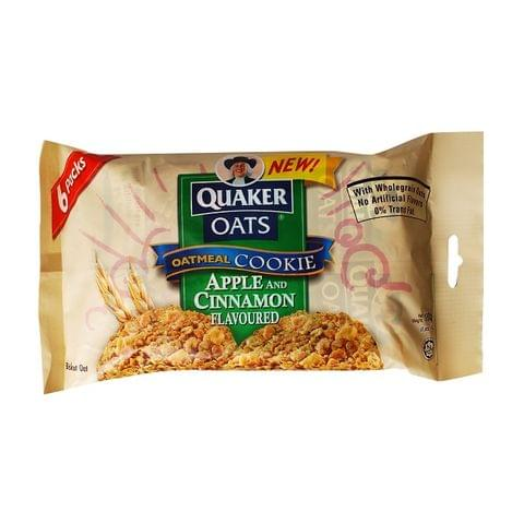 Quaker Oats Cookies Apple & Cinnamon x1s