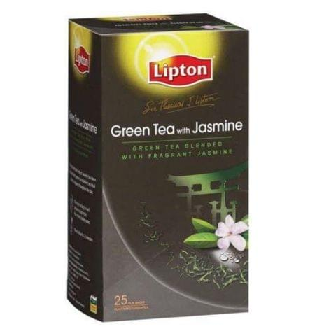 Lipton Green Tea Bag Jasmine 25x1.5g