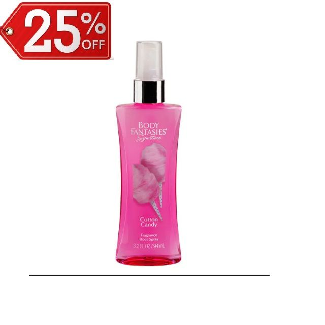 Body Fantasy Cotton Candy 100ml @ 25%Off