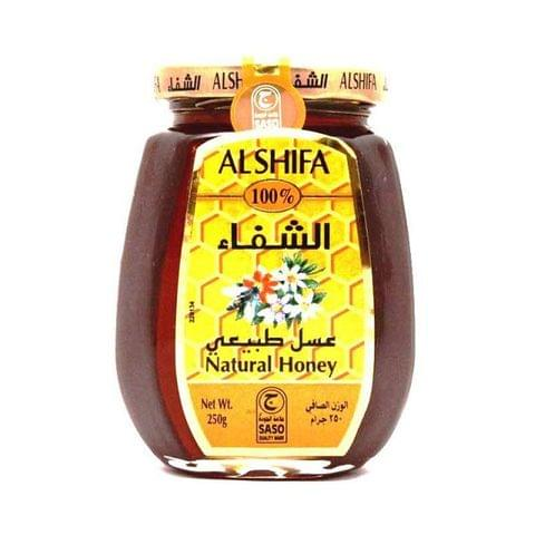 Al Shifa Honey Natural 2x250gm