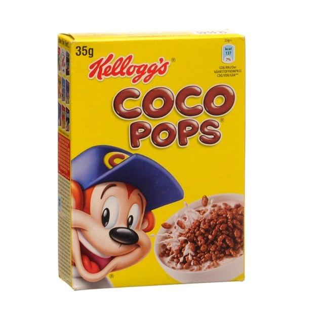 Kellogg's Coco Pops 35g portion