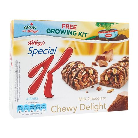 Kellogg's Special K Milk Bars Chewy Delight 4x24g