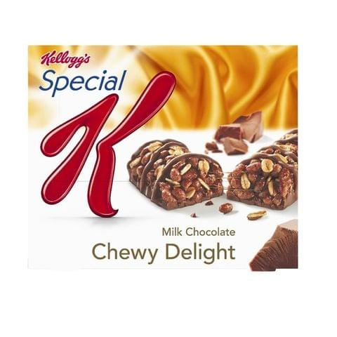 Kellogg's Special K Milk Bars Chewy Delight