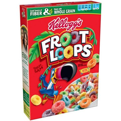 Kellogg's Froot Loops 350gm
