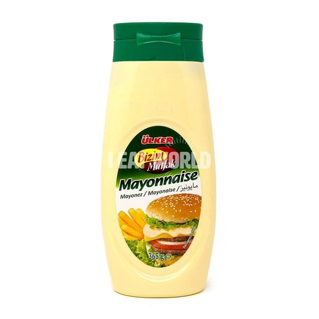 Ulker 2in1 Promo Pack Mayonnaise 365g