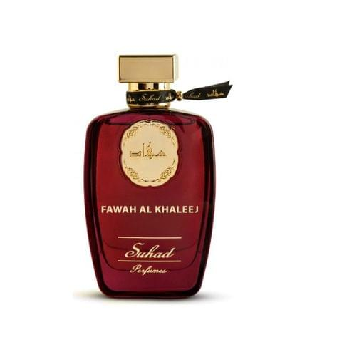 Ec Alkhaleej Women Red 210edp