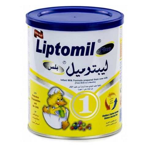 Liptomil Plus-1  400g