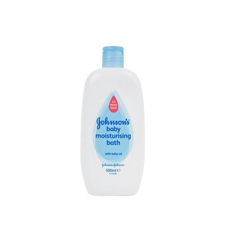 Baby Moisturising Bath With Baby Oil 500ml