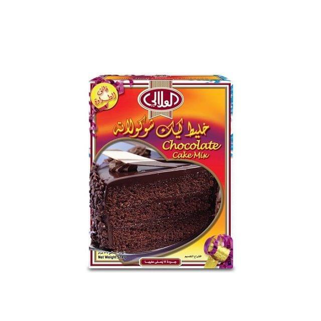 Al Alali Cake Mix Milk Chocolate 500gm