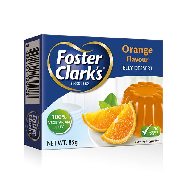 Foster Clark Jelly Orange 85gm