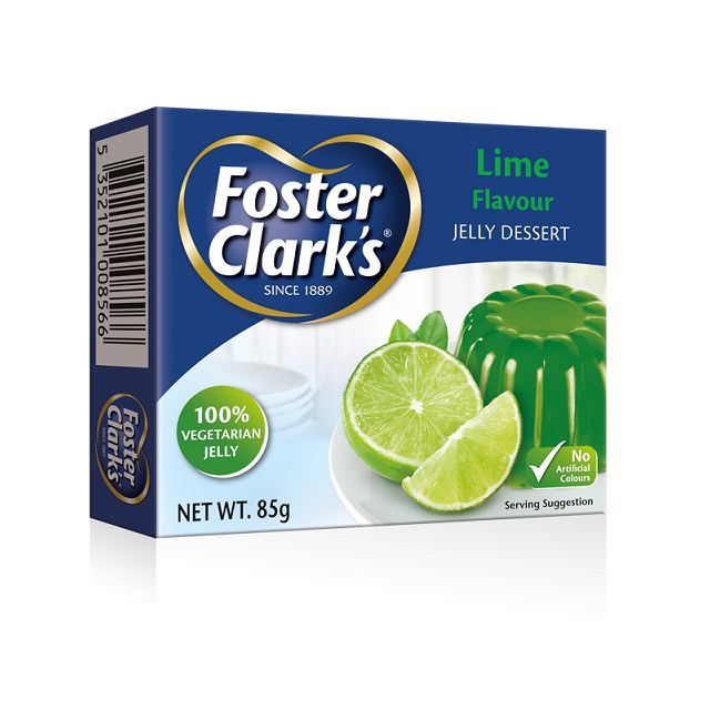 Foster Clark Jelly Lime 85gm
