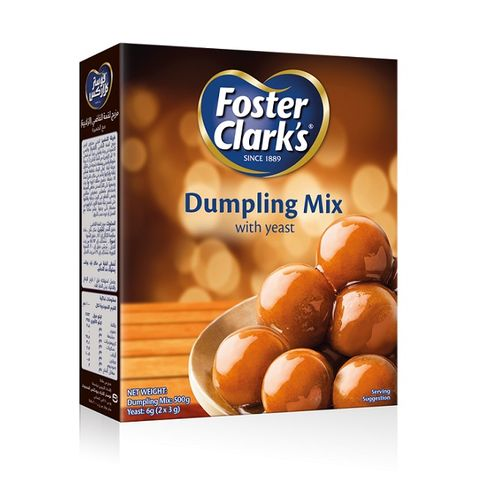 Foster Clark Dumpling Mix @Price Off 500gm