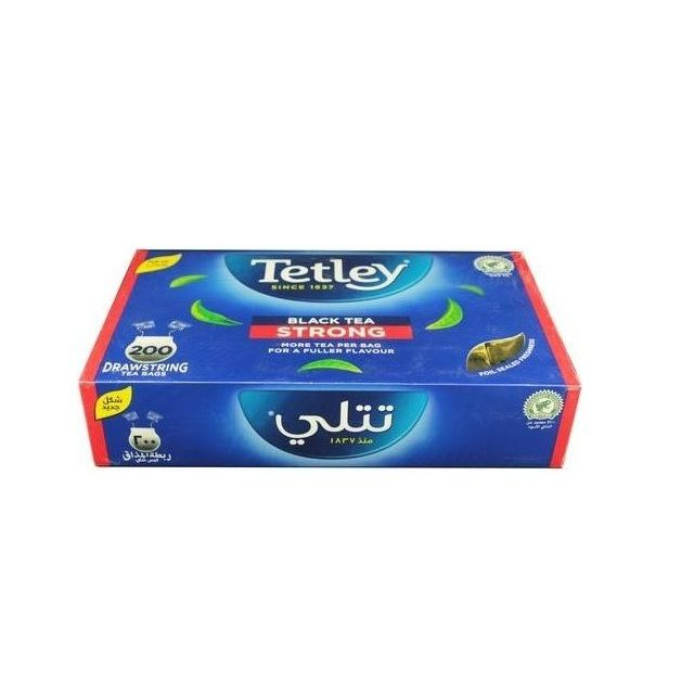 Tetley Ds Strong 200x2.5gm