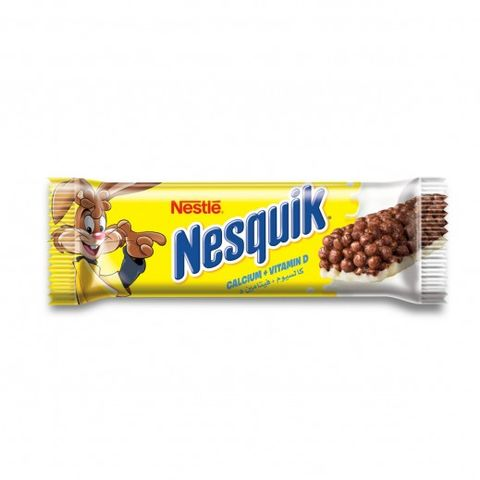 Nesquik Cereal Bar 2x25gm