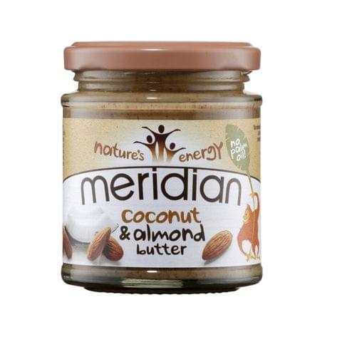 Meridian Almond And Coconut Butter 170gm