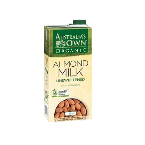 Australia's Own Almond Milk 1ltr