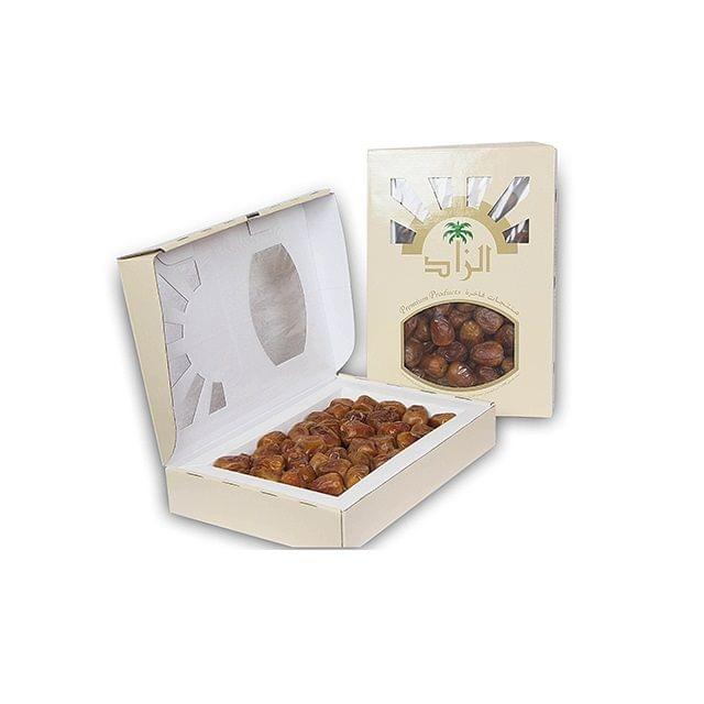 Azzad Dates Sukkari Mufatal Dates 500gm