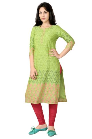 AFSANA NEON GREEN