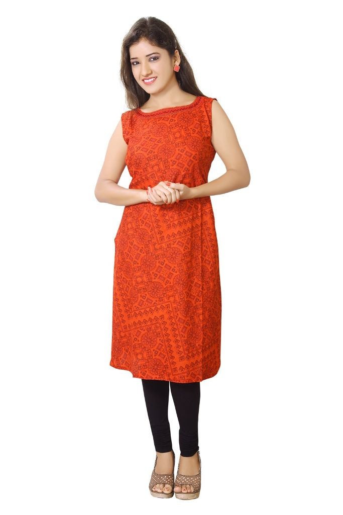 HIRNI DARK ORANGE
