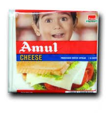 AMUL CHEESE SPREAD PEPPER 200G