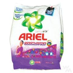 ARIAL COLOR&STYL DTRGNT POWDER 2KG