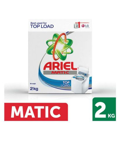ARIAL MATIC FRNT LOAD 2KG