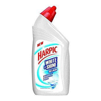 HARPIC WHITE SIN BLEACH 500ML