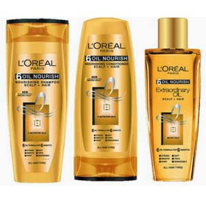 LOREAL 6OIL CONDITIONER 175ML