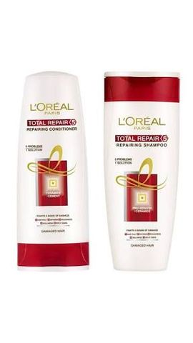 LOREAL TOTAL REPAIR5 CONDITIONER 65ML