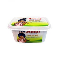 AMUL BUTTER TUB 200G  BUTTER TUB 200G